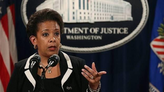 Juíza Loretta Lynch espera cartolas envolvidos no escândalo