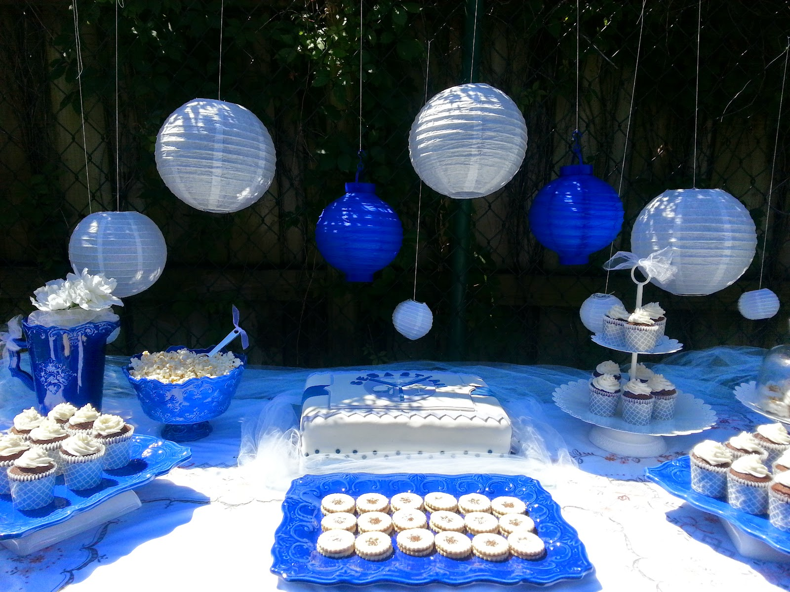 Nana 39 S Theme Party First Communion Holy Sweet Table