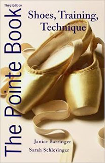 The Pointe Book for good ballet footwork