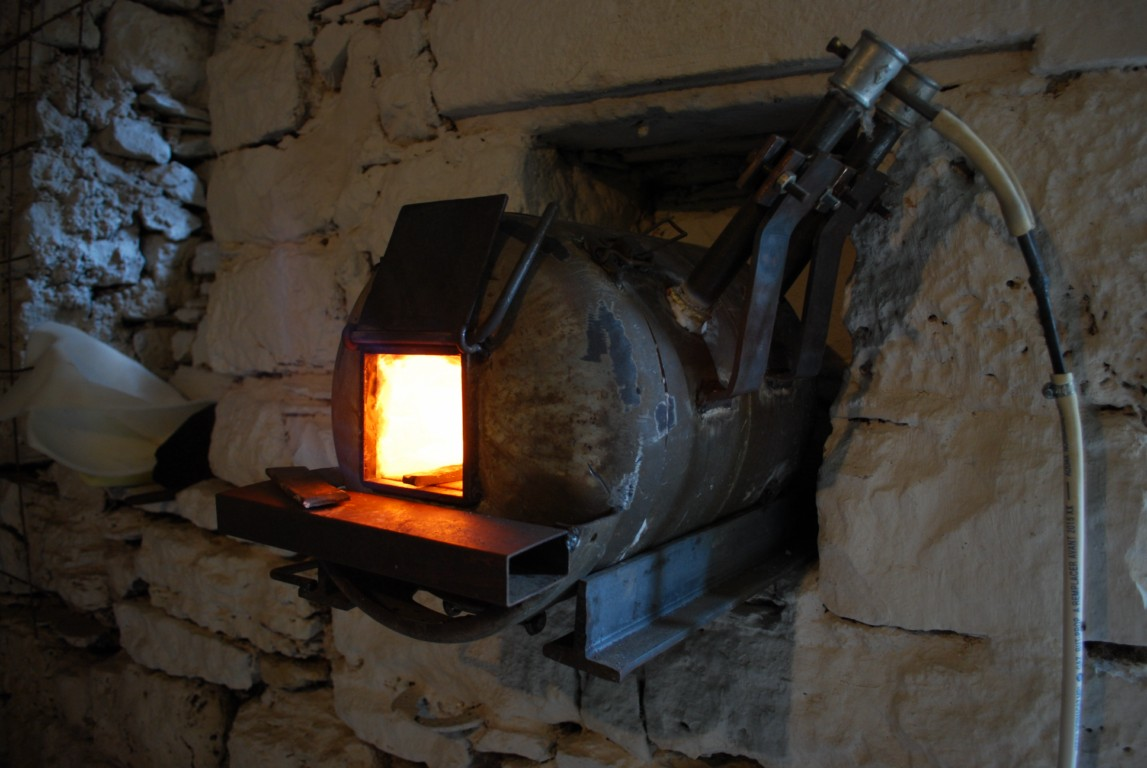 3kg sous terre premi res armes for A quoi sert le gaz naturel