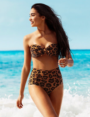 Kelly Gale hot in sexy bikini beach for HM sexy swimwear models