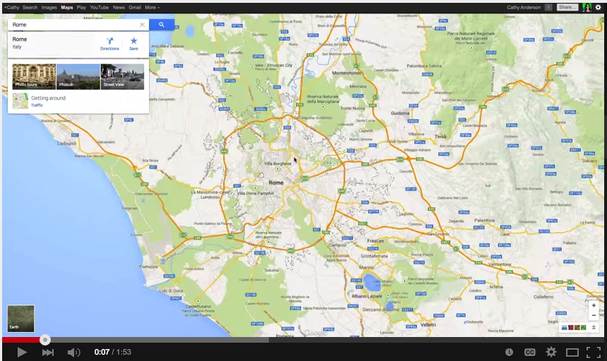 Using Google Maps in Education - Careers and Education News