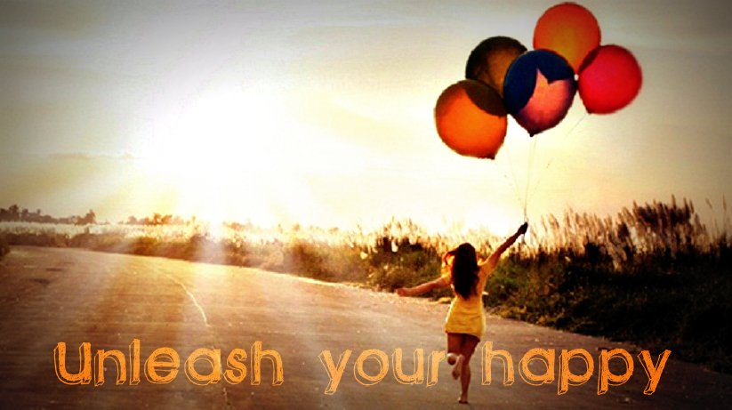 Unleash Your Happy