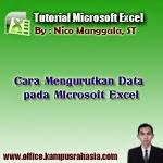cara, mengurutkan, data, di, pada, microsoft, excel, belajar, tutorial