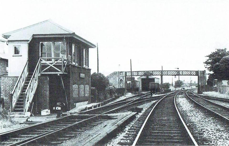 Gosport signal box