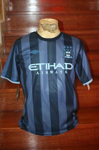 Manchester City Away 3rd 2012/2013