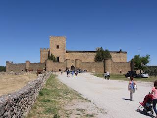 Castillo de Pedraza, adquirido por Ignacio de Zuloaga.