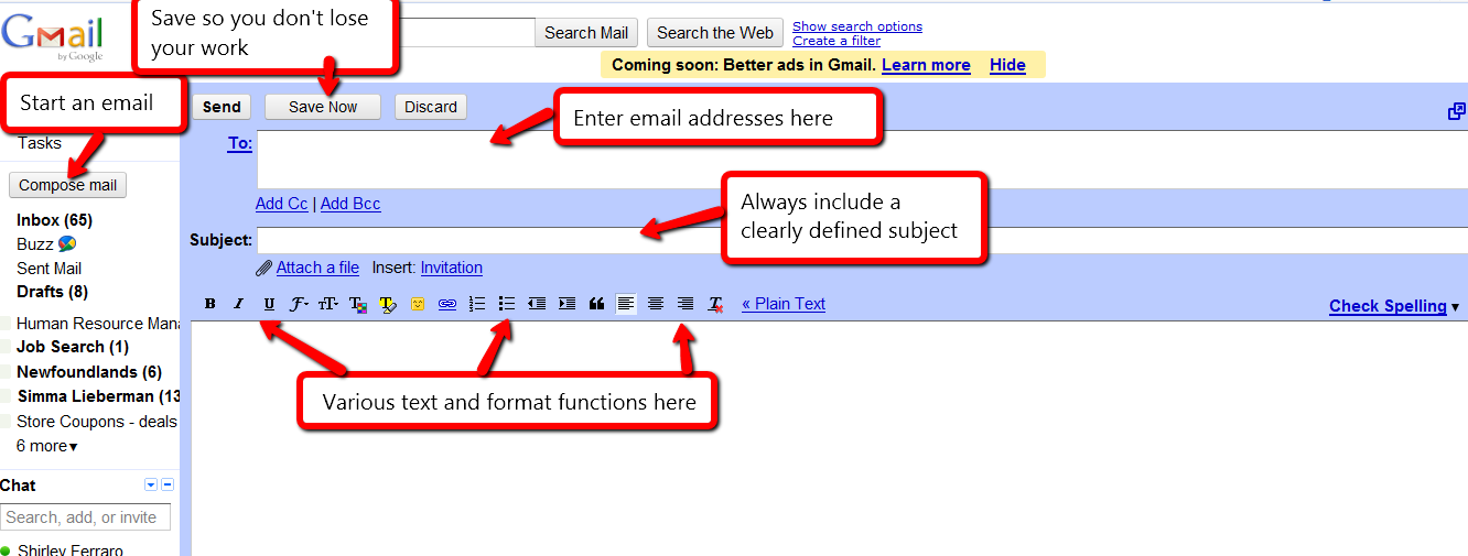 how to create a business email for free