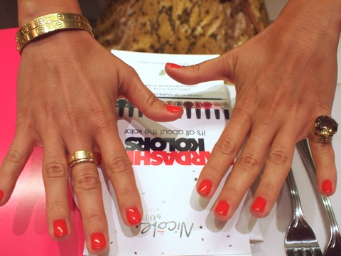 Kourtney Kardashian Bracelet And Ring