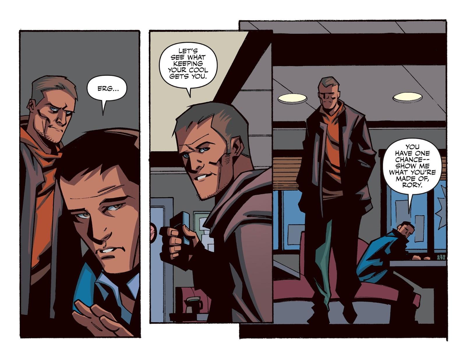 The Flash: Season Zero [I] Issue #21 #21 - English 17