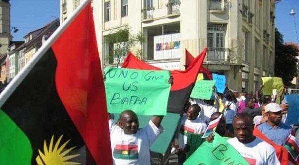 Nigeria Tangkap Puluhan Anggota Separatis Biafra