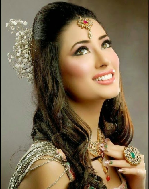 Pakistani Hair Style 2014 For Girls B G Fashion