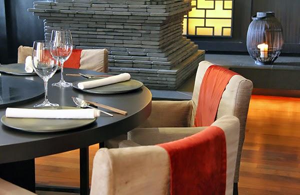 chedi restaurant