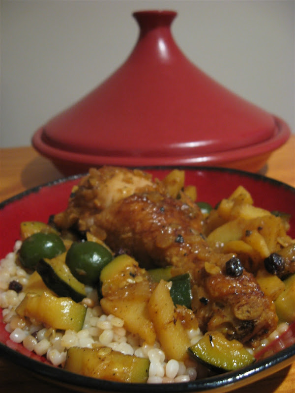 Morsels and Musings: moroccan chicken tagine