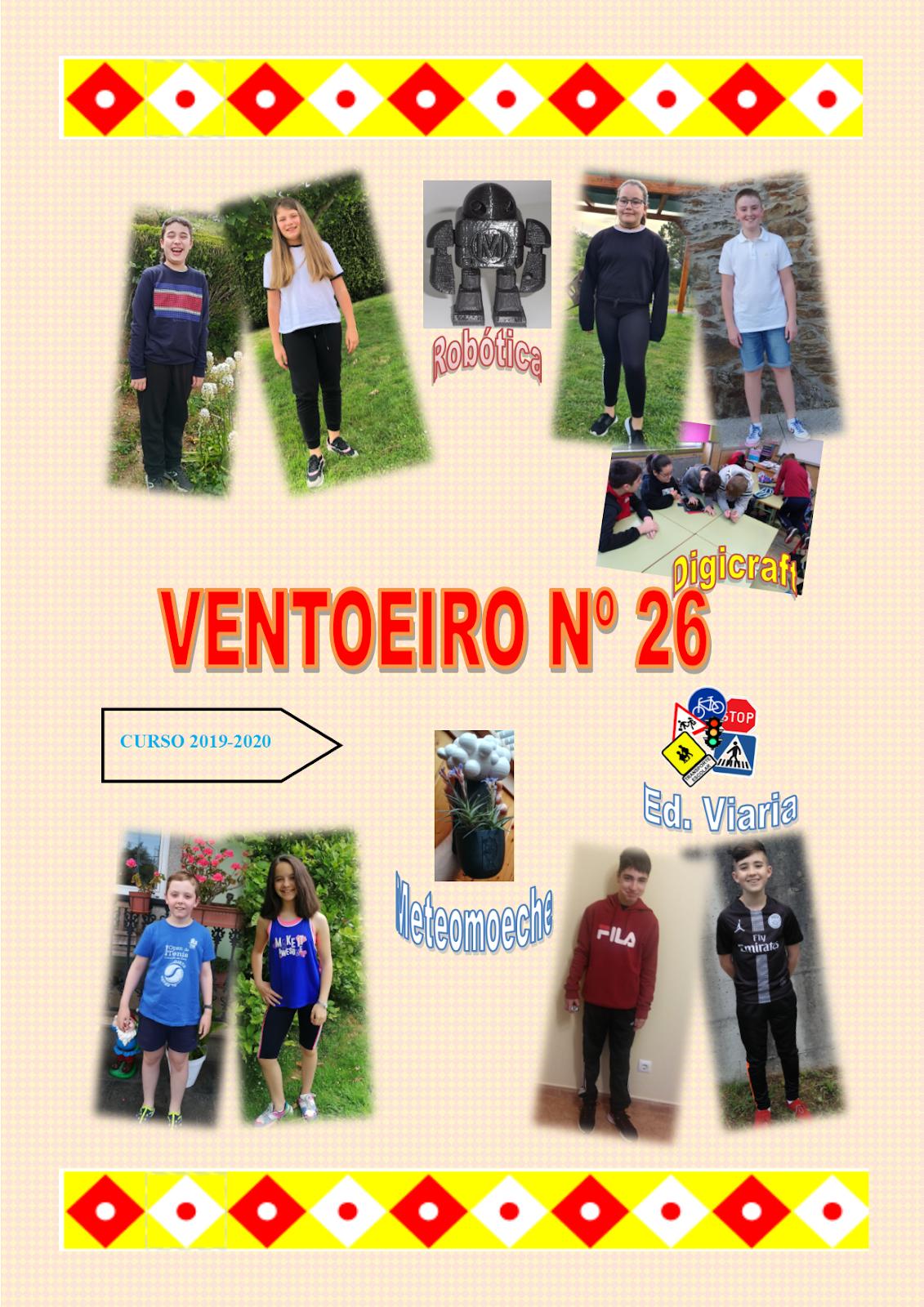 VENTOEIRO Nº 26