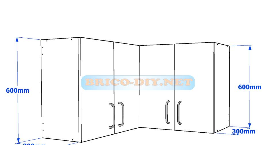 Imagenes de muebles de cocina melamina for Planos de cocina en linea