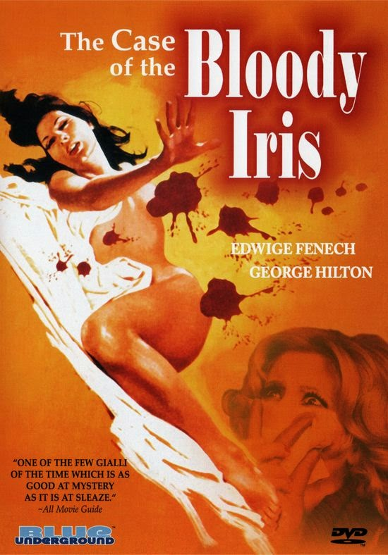 The Case Of The Bloody Iris 1972