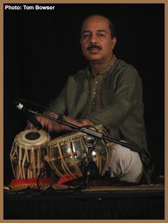 Subhasis Mukherjee - Tabla - Ragamala - Chicago World Music Festival