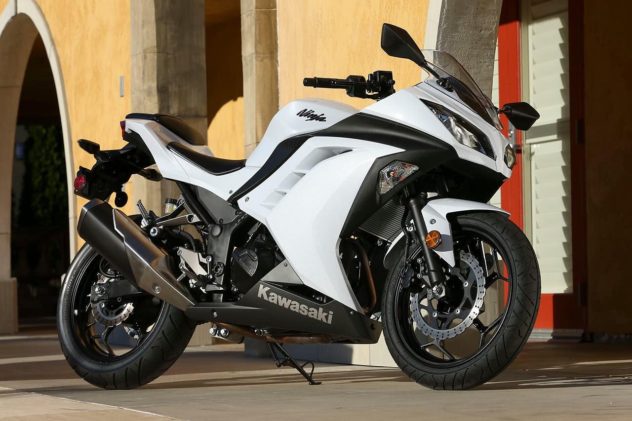 Foto Terbaik Motor Kawasaki Ninja 300cc