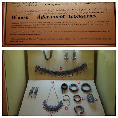 Women Accessories at Ajman Museum