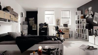 dormitorio temático chico adolescente
