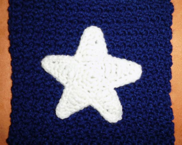 Crochet Patterns Star : Tampa Bay Crochet: Five Free Crochet Star Patterns