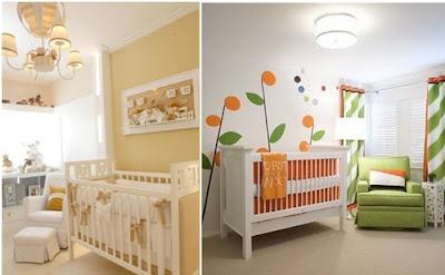 Dicas de como decorar o quarto do bebê - Detalhes do quarto do bebê