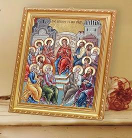 Ο Μυστηριώδης Τρίτος: Αναφορά στην Πεντηκοστή και στο Άγιο Πνεύμα