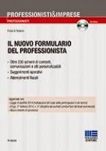Il Nuovo formulario del professionista. Con CD-ROM (7ª edizione)