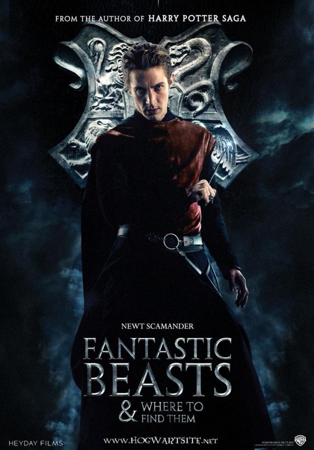 Sinh Vật Huyền Bí Và Nơi Tìm Ra Chúng - Fantastic Beast And Where To Find Them (2016)
