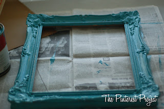 The Pinterest Project: Frame it Up