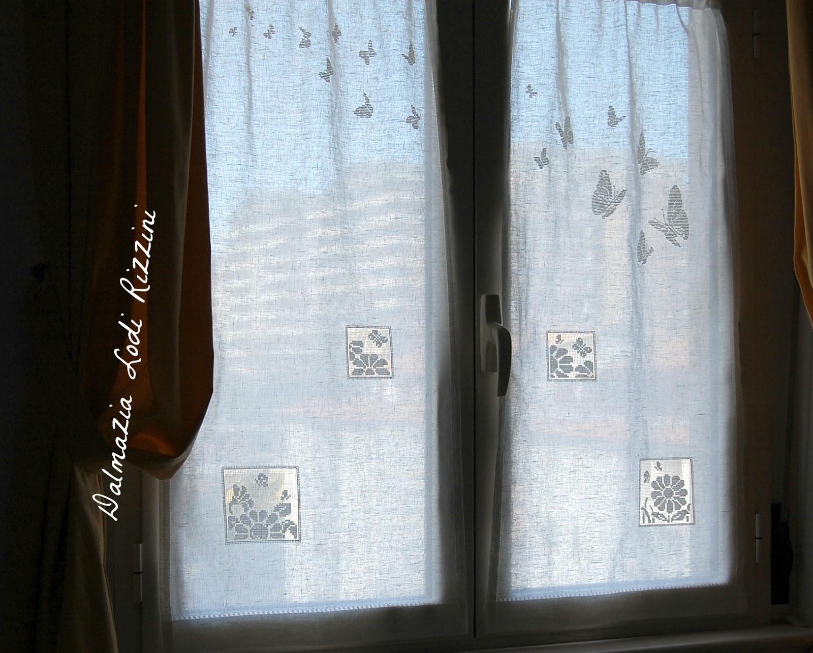 Beautiful Tende Uncinetto Cucina Photos - Home Interior Ideas ...
