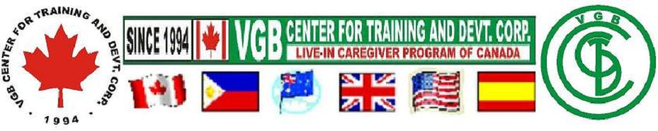 VGB Center for Training and Development Corporation