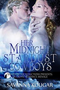 Her Midnight Stardust Cowboys