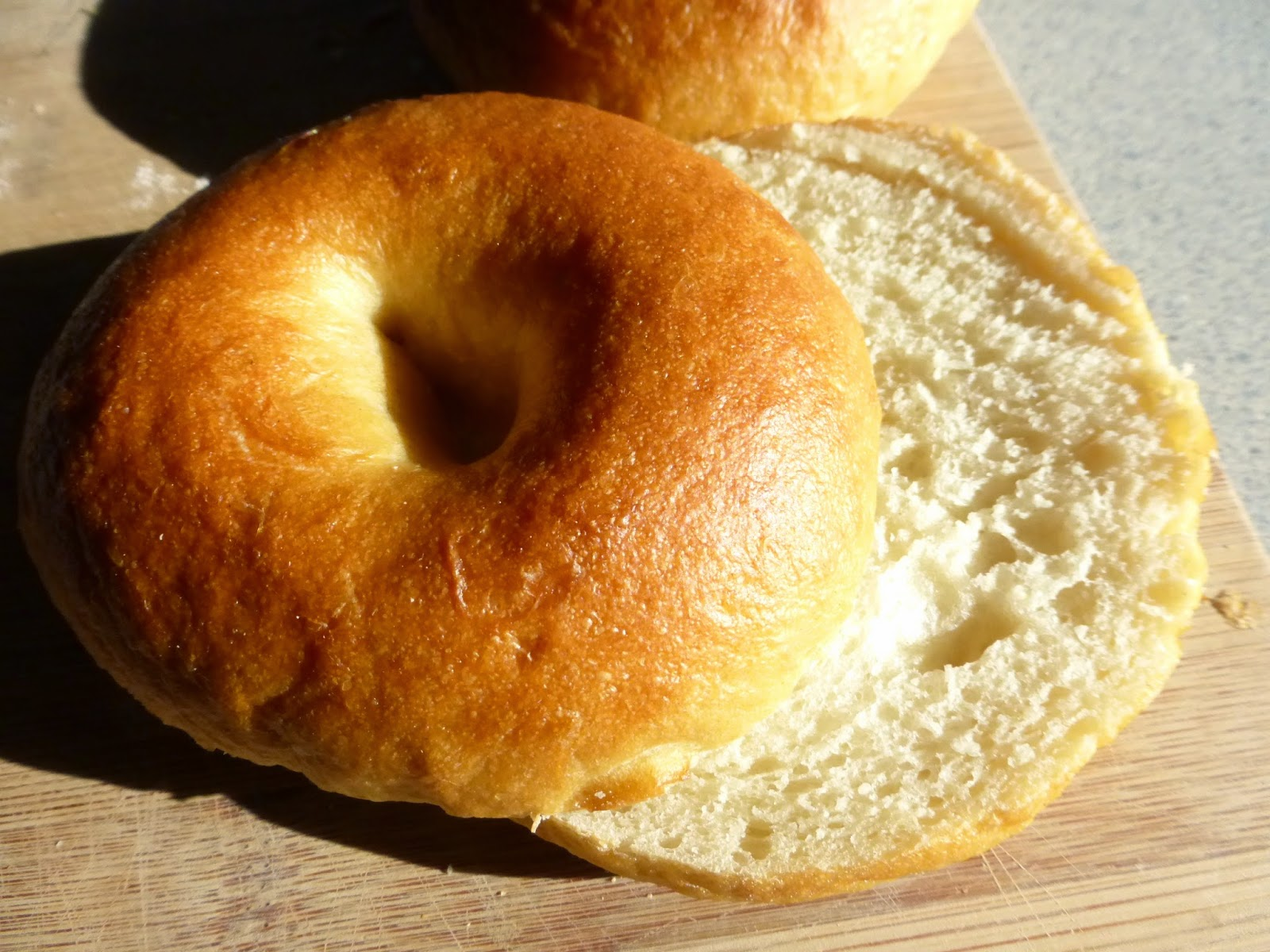Peter Reinhart's Bagels Recipe — Dishmaps