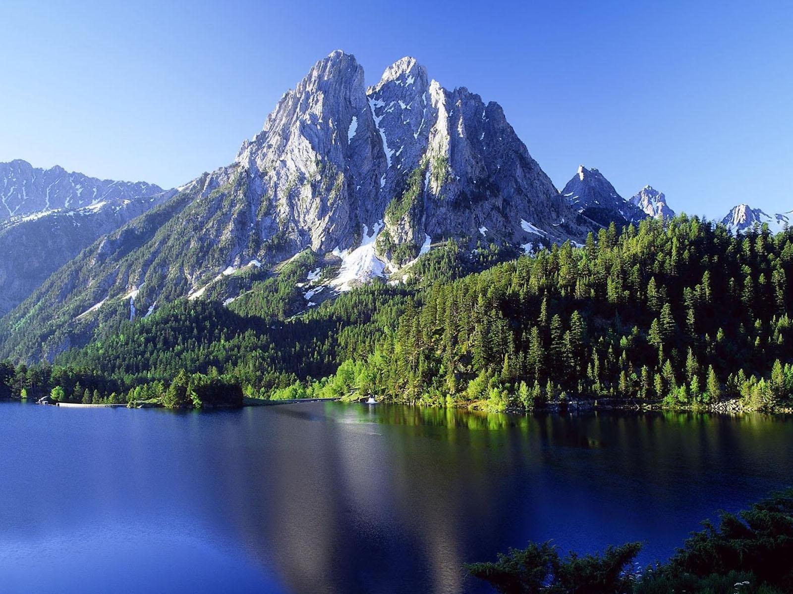 Hd Wallpaper High Resolution Mountains Wallpapers