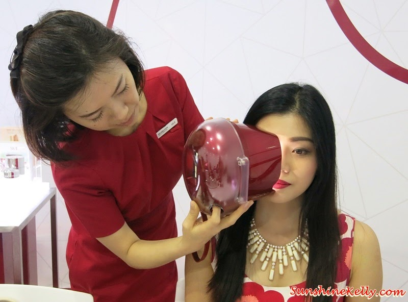 Change Destiny, the Secret of Staying Beautiful Forever, SK-II Pitera House, Fauziah Latiff, Shir Chong, Carla Soong, Ong Yuh Hwang, Nicolas de La Giroday, Magic Ring, Skin Analysis