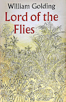 the portrayal of character conflicts in william goldings novel lord of the flies Golding employs a relatively straightforward writing style in lord of the flies, one that avoids highly poetic language, lengthy description, and philosophical interludes much of the novel is allegorical, meaning that the characters and objects in the novel are infused with symbolic significance that conveys the novel's central themes and ideas.