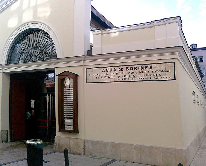 Anuncios decorativos Mercado del Este en Santander