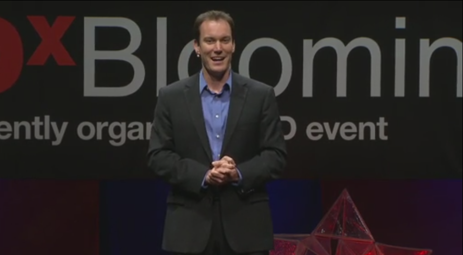 TEDTalk Shawn Achor The Happy Secret To Better Work
