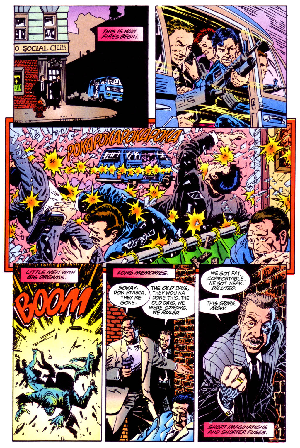 Deathstroke (1991) Issue #40 #45 - English 2