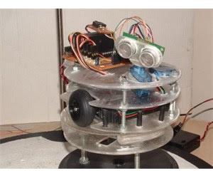 Autonomous Roving Robot