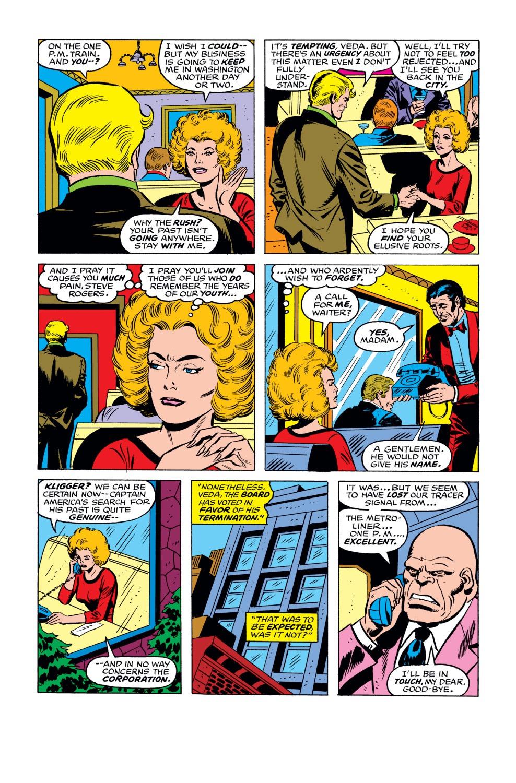 Captain America (1968) Issue #223 #137 - English 13