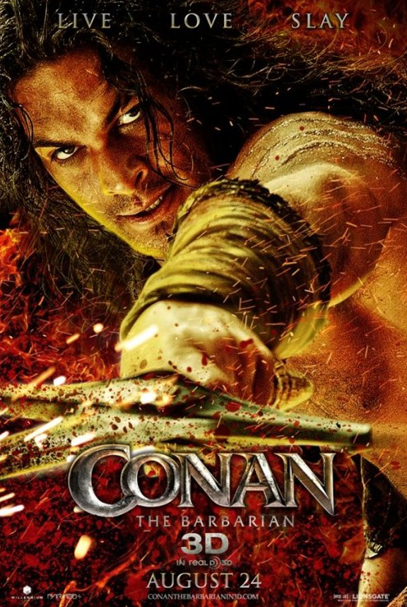 Conan the barbarian marique death