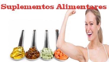Melhores tipos de suplementos alimentares