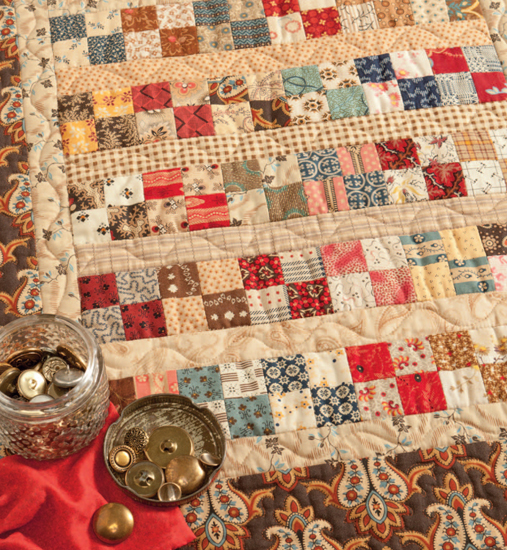 Lily Pad Quilting Civil War Legacies New From Martingale
