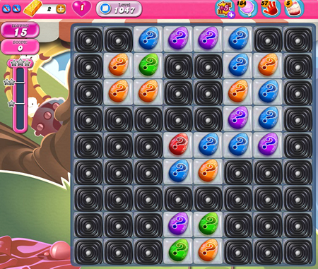 Candy Crush Saga 1047