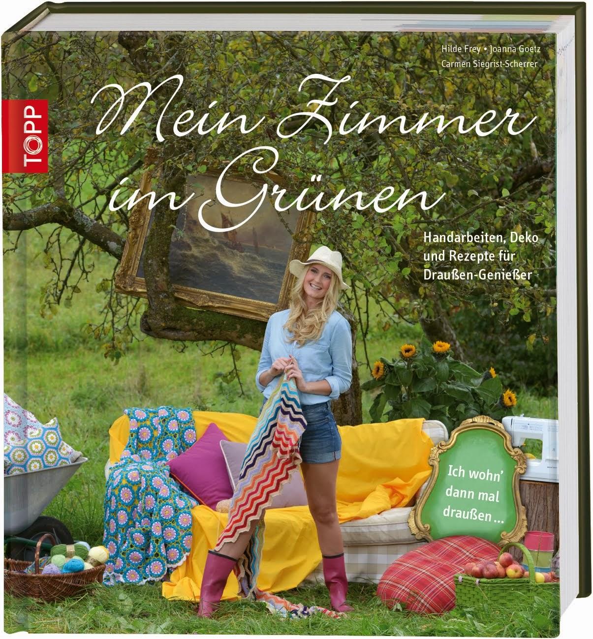 Unser Buch - Ein Schweizer Garten, Liebesbotschaft und Hilde Frey