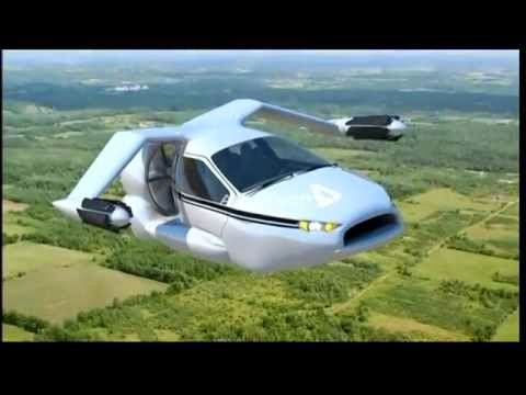 first flying car 2015