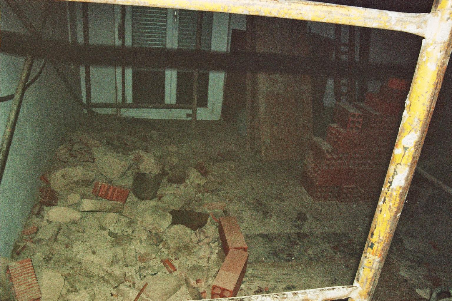 Como reformar un piso antiguo para convertirlo en un duplex loft y ahora una casa a veces lo - Reformar piso antiguo ...